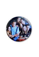 Friends ( Button ) Cast Brick Wall