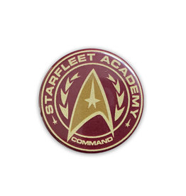 Star Trek ( Button )  Starfleet Academy Command