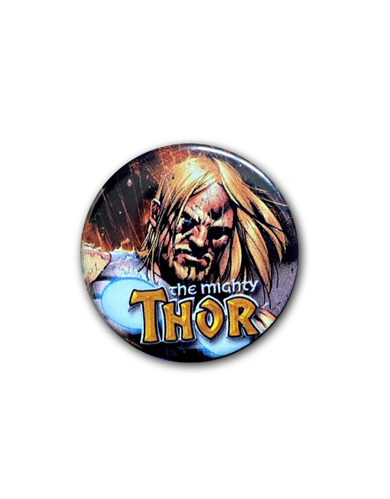 Marvel Marvel ( Button ) Thor Face