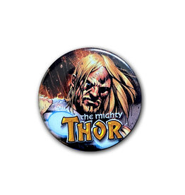 Marvel Marvel ( Button ) Thor Face
