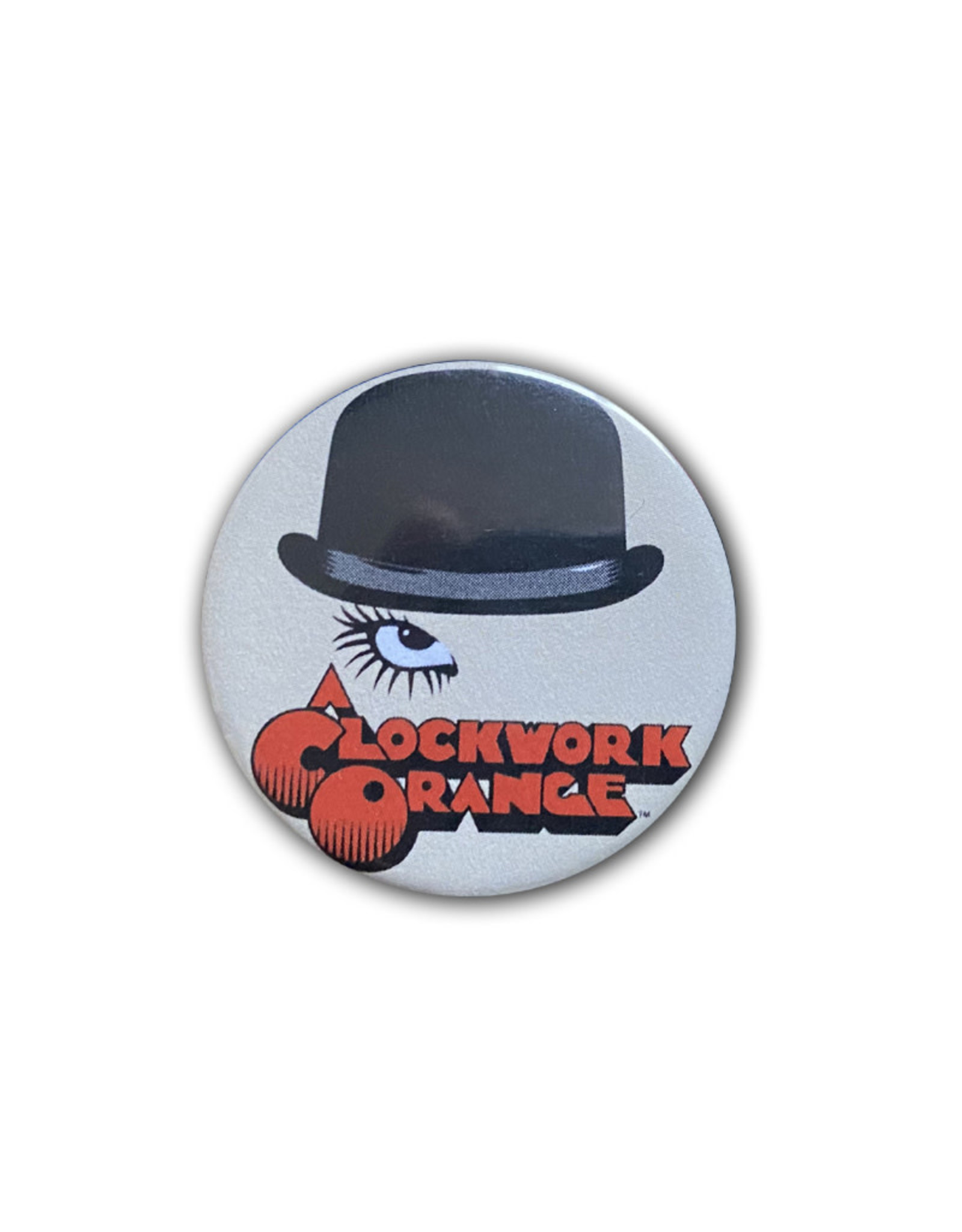 Clockwork orange ( Button ) Hat and Eye