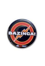 Big Bang Theory ( Button ) Bazinga!
