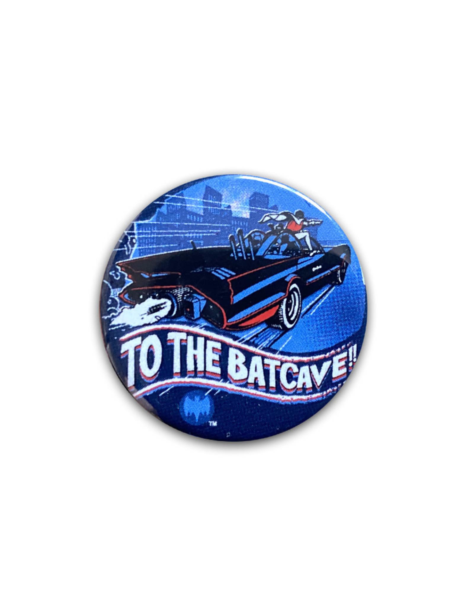 Dc comics DC Comics ( Button ) To The Batcave