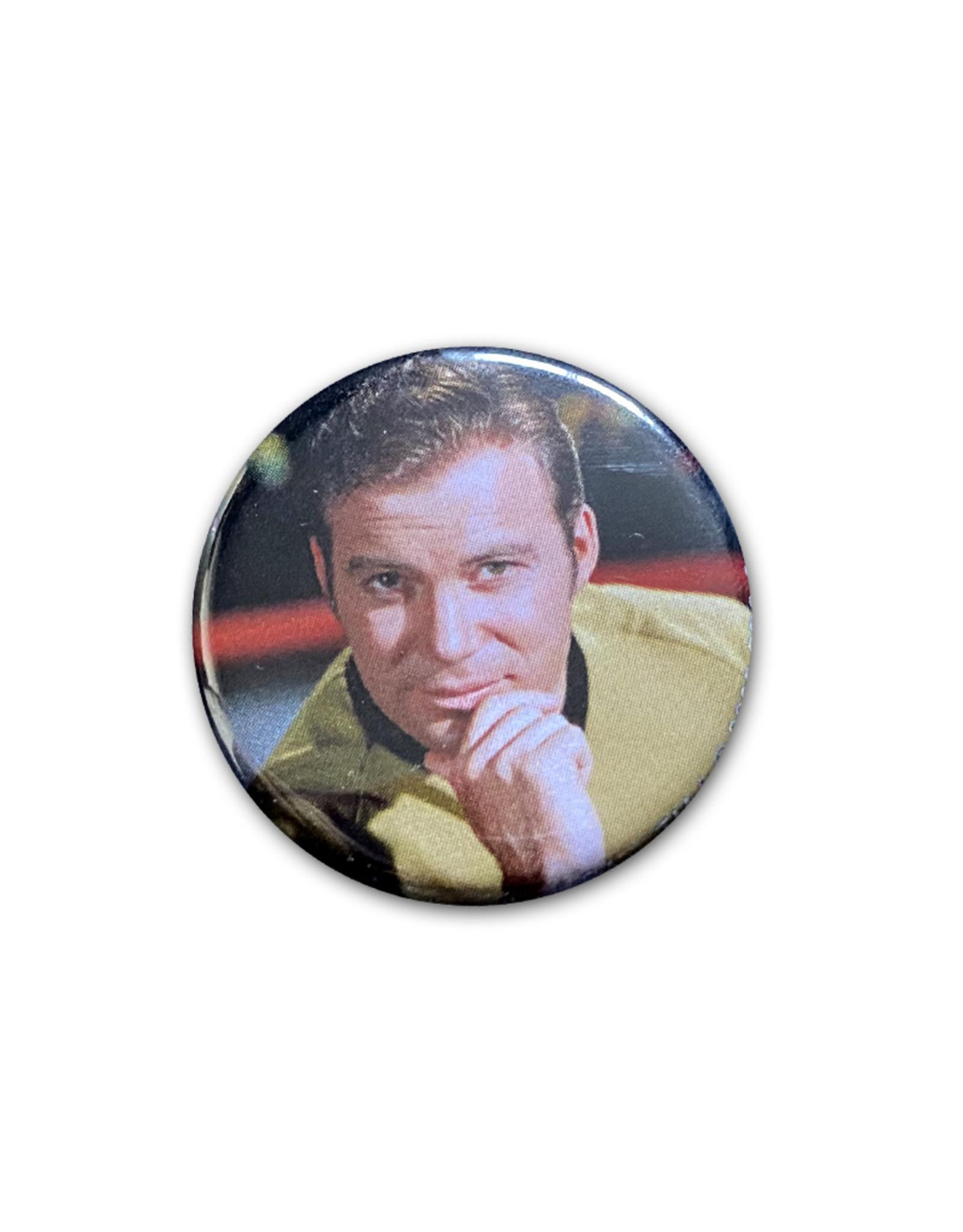 Star Trek ( Button ) Captain Kirk