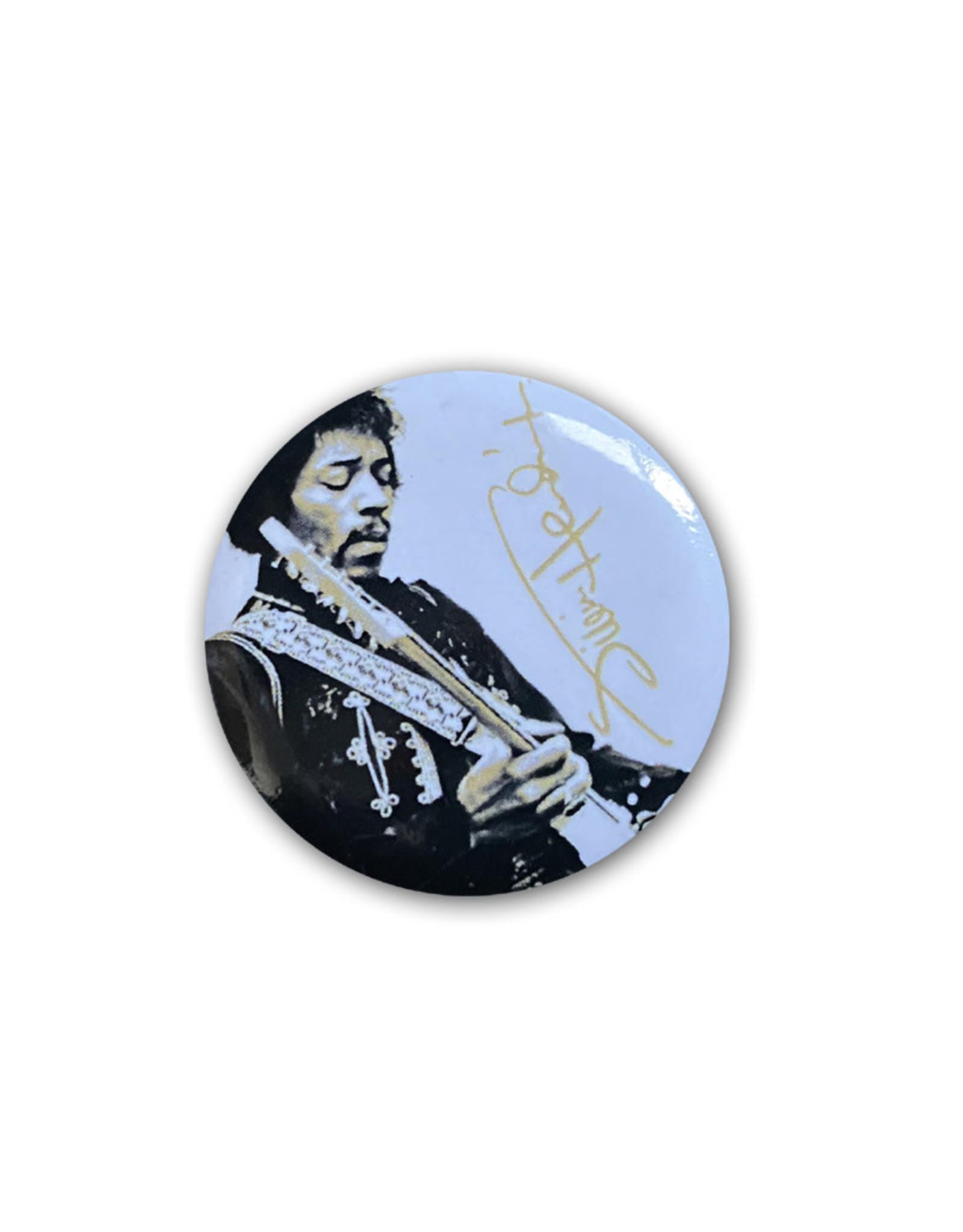 Jimmy Hendrix ( Button )