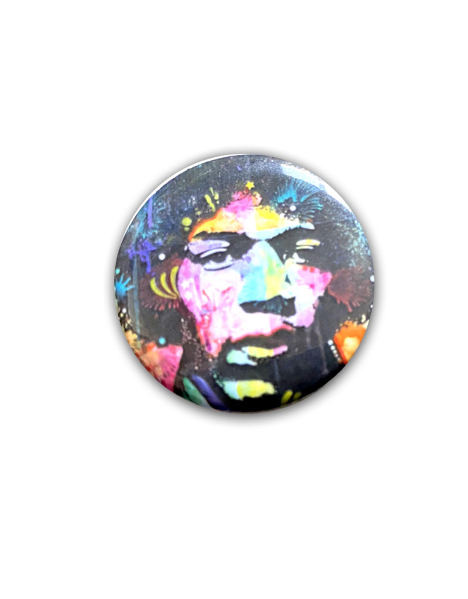 Jimi Hendrix ( Button ) Dean Russo