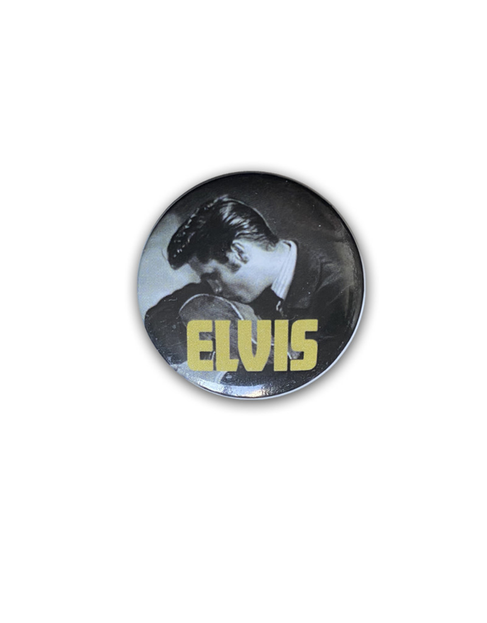 Elvis Elvis Presley ( Button ) Kiss