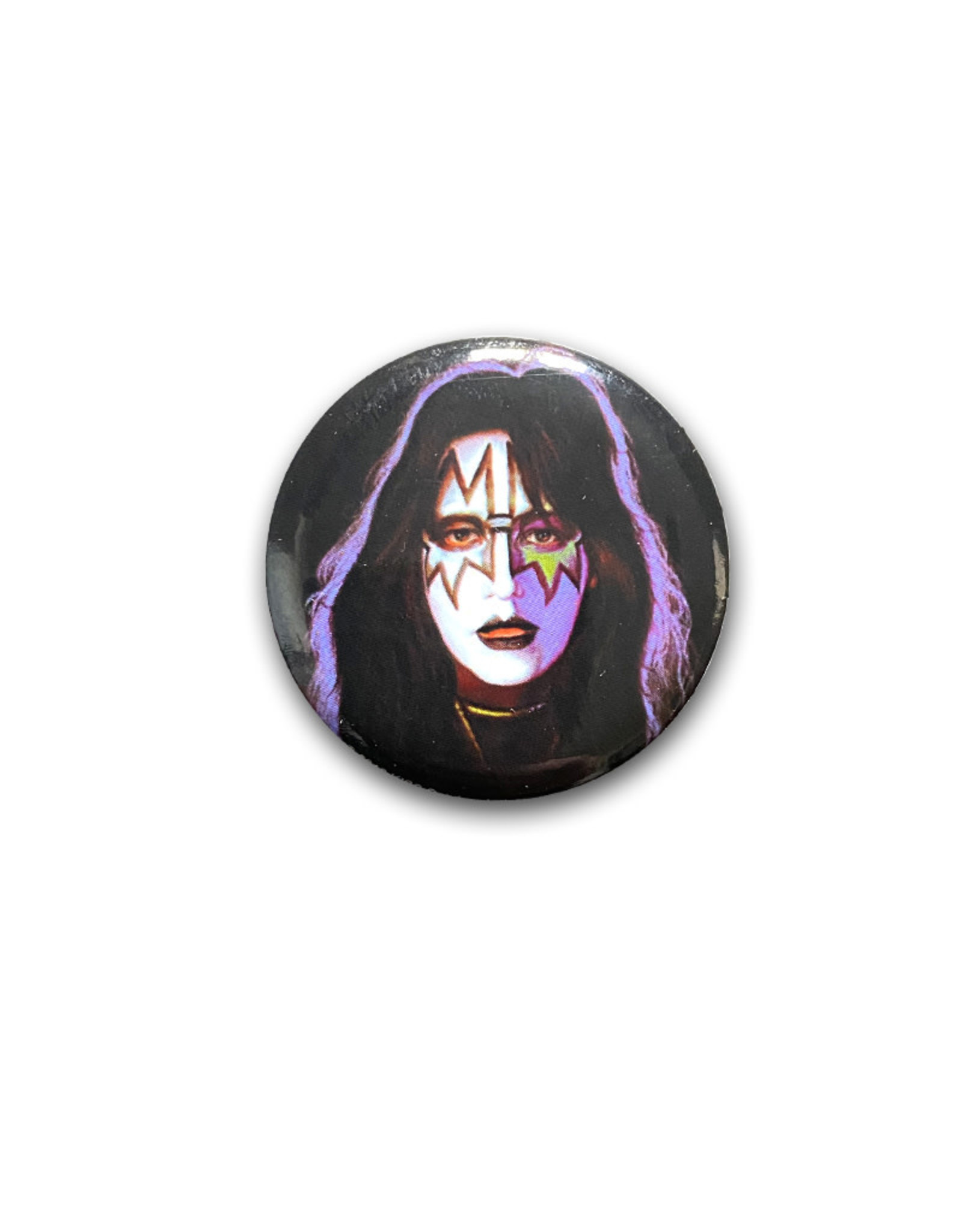 Kiss ( Button ) Ace Frehley