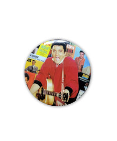 Elvis Elvis Presley ( Button ) Albums