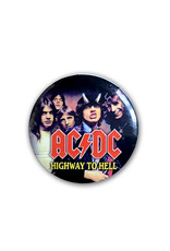 AC/DC ( Button ) Highway to Hell