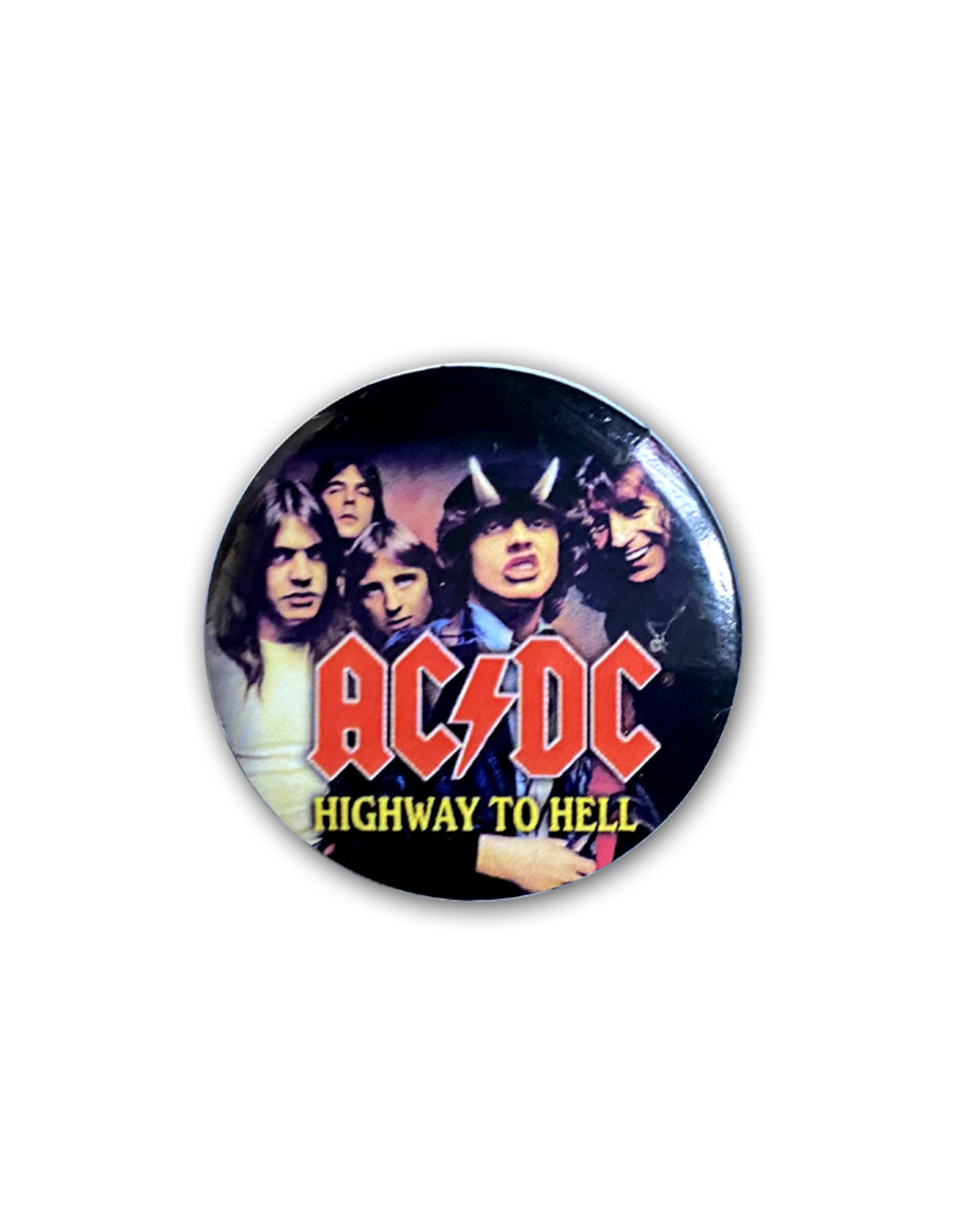 AC/DC ( Macaron ) Highway to Hell