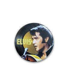 Elvis Elvis Presley ( Button ) 1968