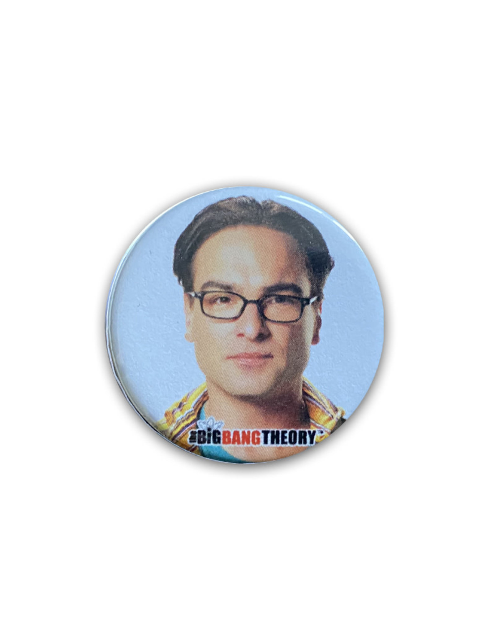 Bing Bang Theory ( Macaron ) Léonard Hofstadter