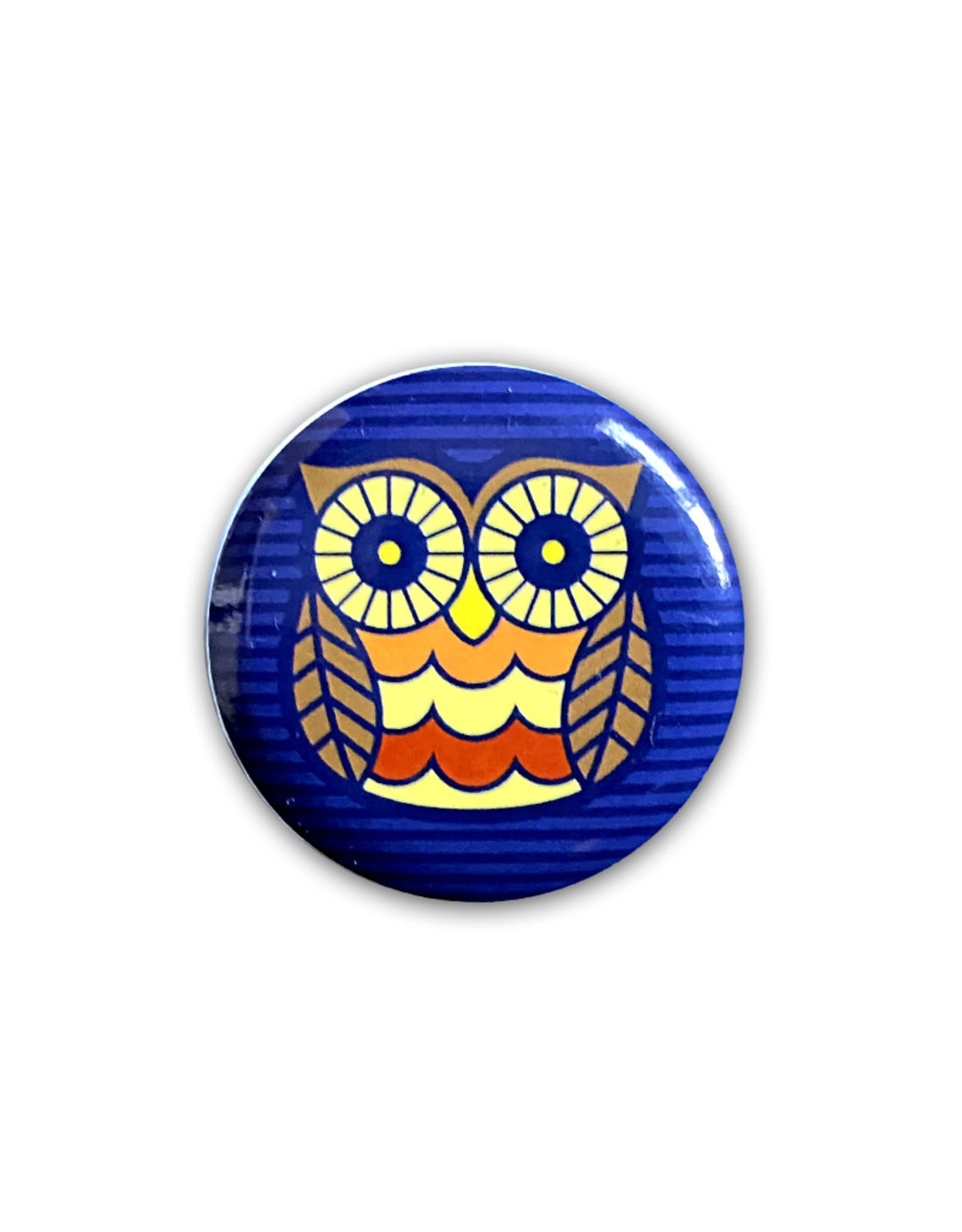Owl ( Button )