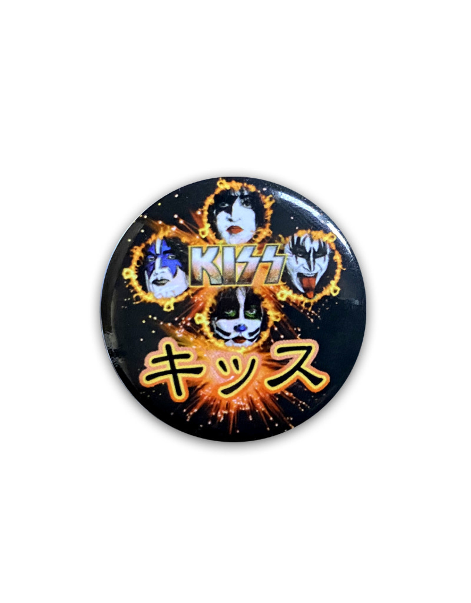 Kiss ( Button ) Japanese