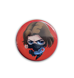 Marvel Marvel ( Macaron ) Black Widow Chibi
