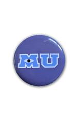 Disney Disney ( Button ) Logo Monsters University