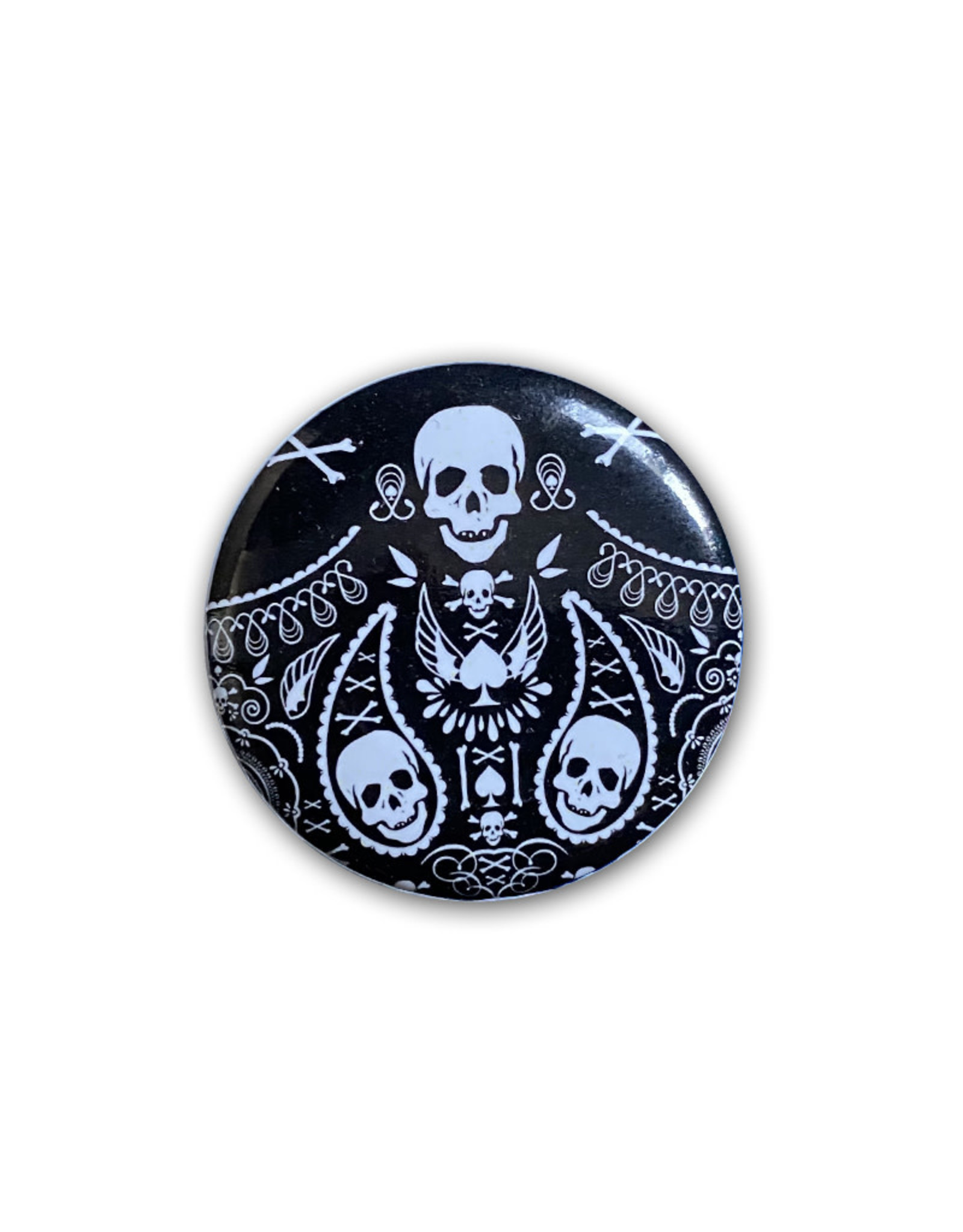 3 Skeletons ( Button )