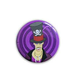 Disney ( Button ) Doctor Facilier in The Princess and the Frog