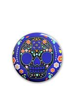 Skull ( Button ) Flowers