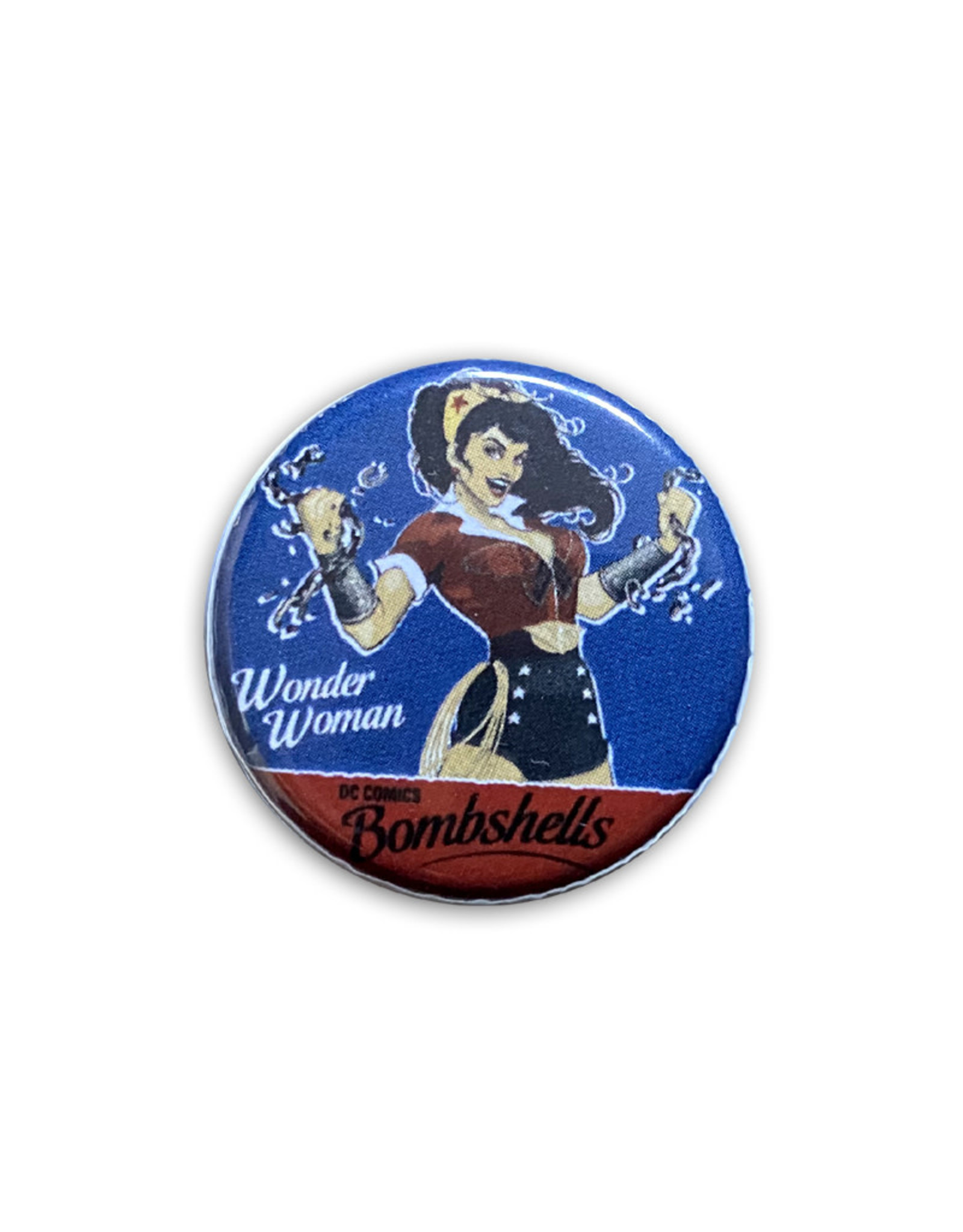 Dc comics Dc Comics ( Button ) Bombshells Wonder Woman