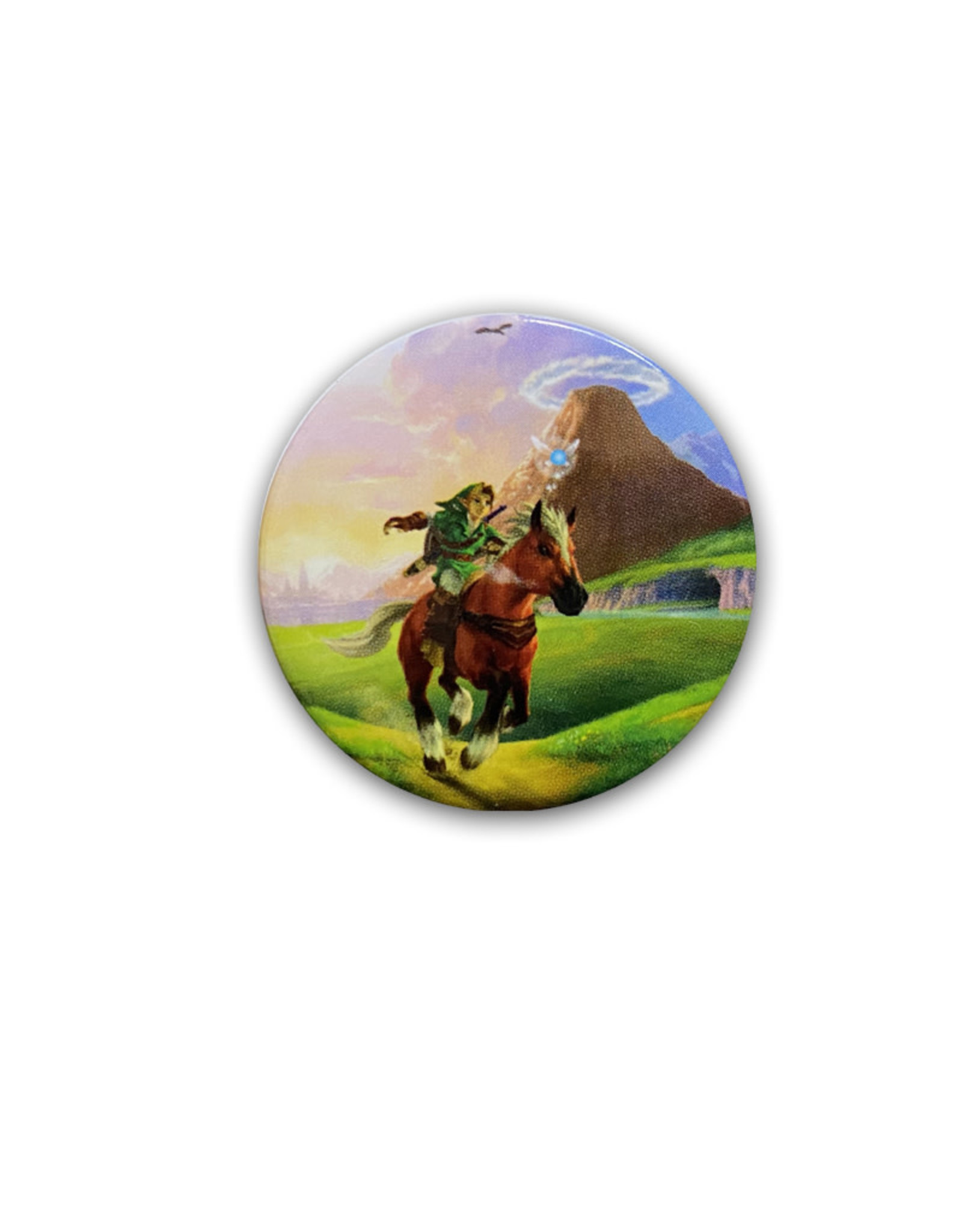 Zelda Zelda ( Button ) Breath of the Wild