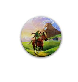 Zelda Zelda ( Button ) Breath of the Wild
