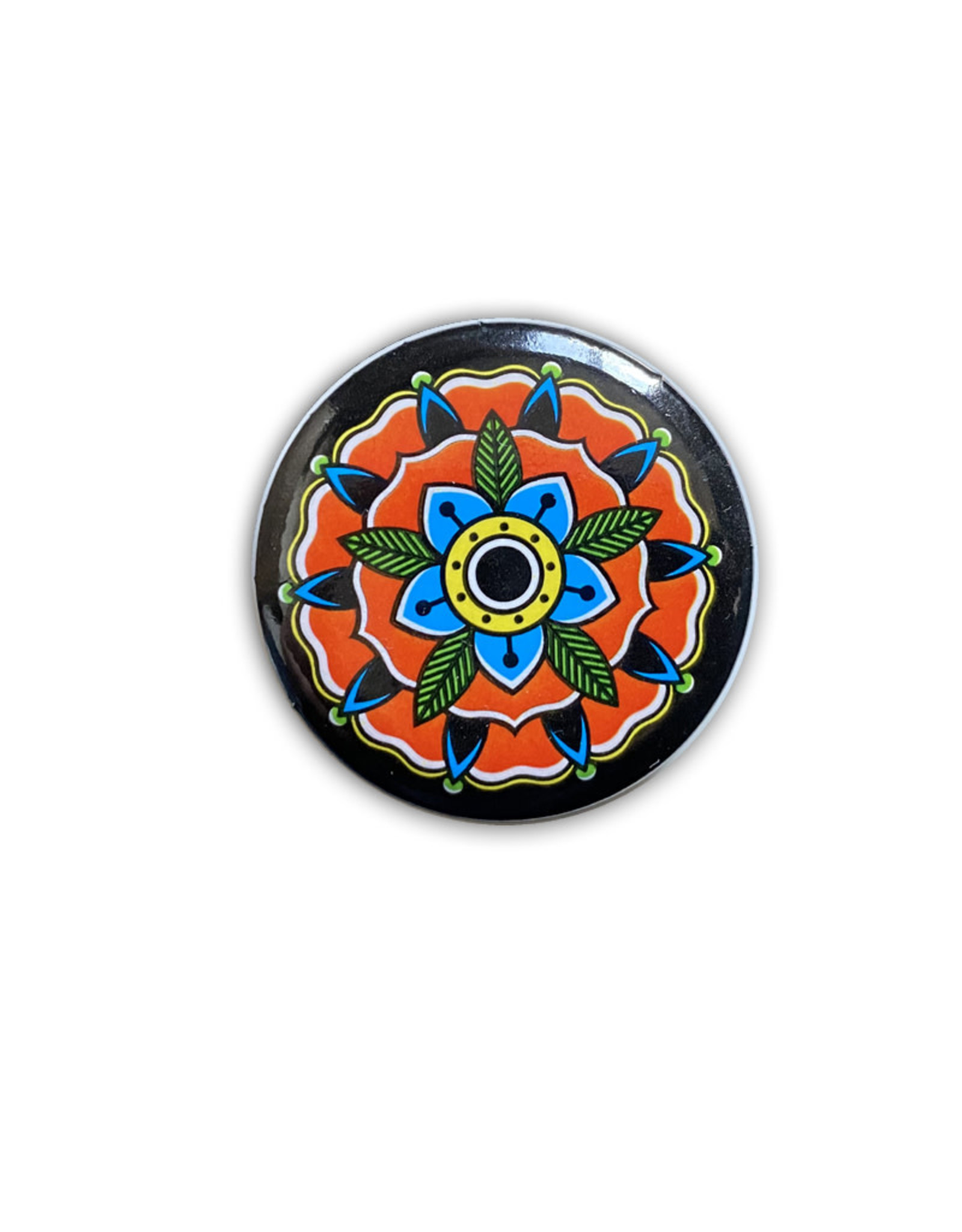 Mandala ( Button )