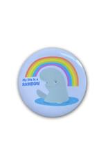 Beluga ( Macaron ) Ma vie est un Arc-En-Ciel
