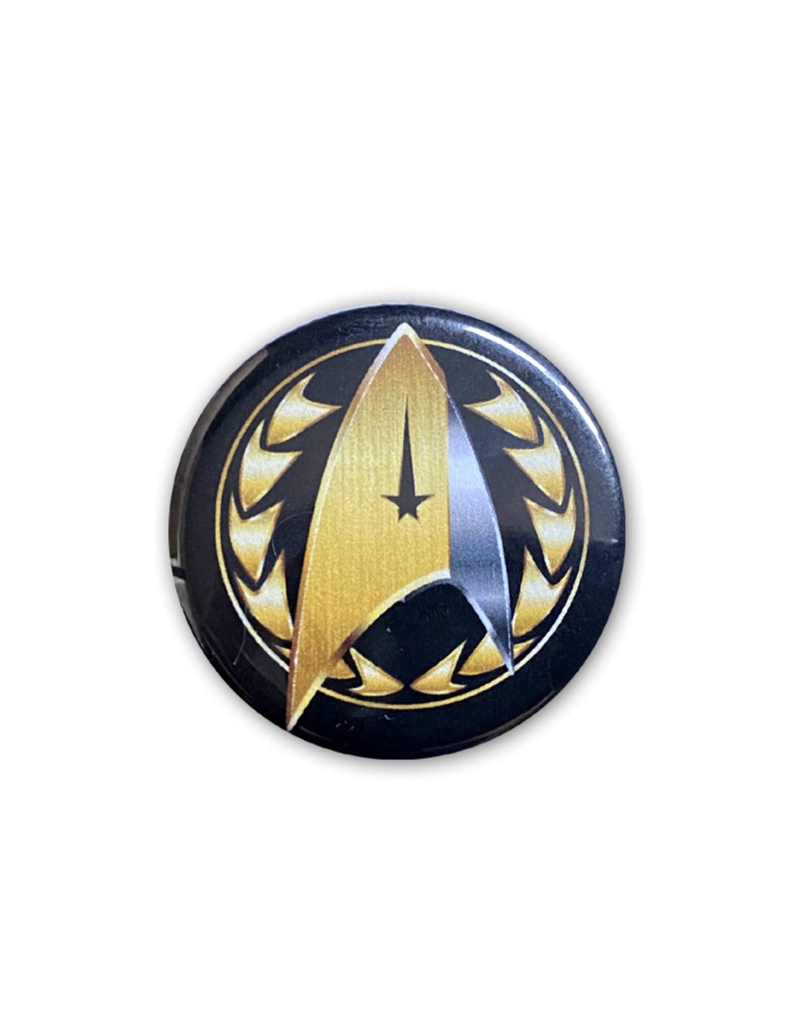 Star Trek ( Button ) Starfleet Logo