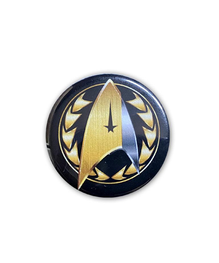 Star Trek ( Button ) Starfleet Logo