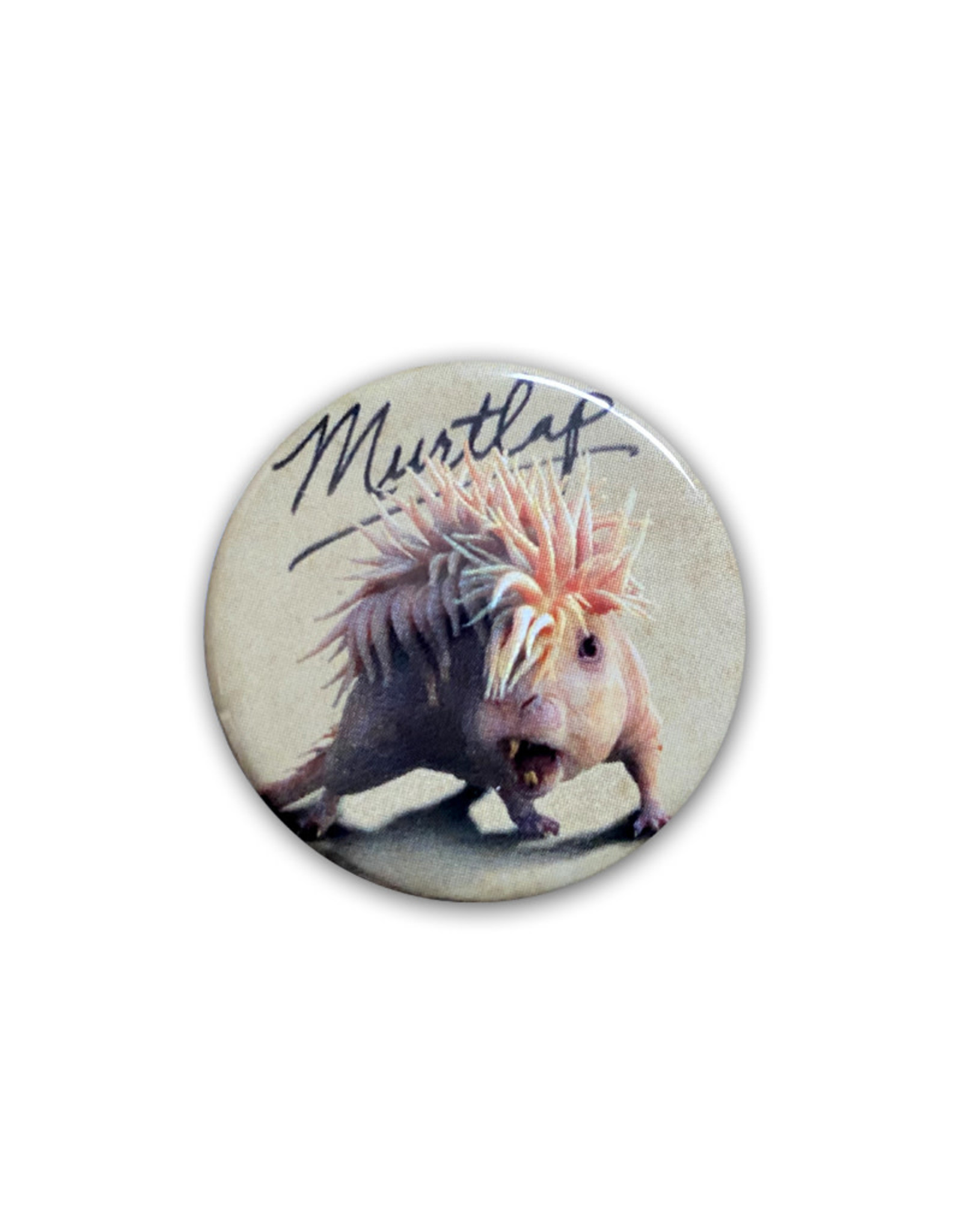 Harry Potter Fantastic Beast ( Button ) Murtlap
