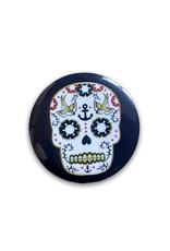 Skull ( Button ) Boat Anchor