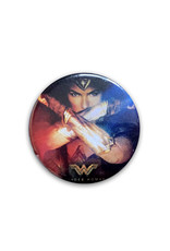 Dc comics Dc Comics ( Button ) Wonder Woman  Deflecting Bullets