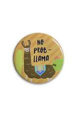 Llama ( Button ) No Prob