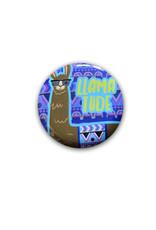 Llama ( Button ) Llamatude