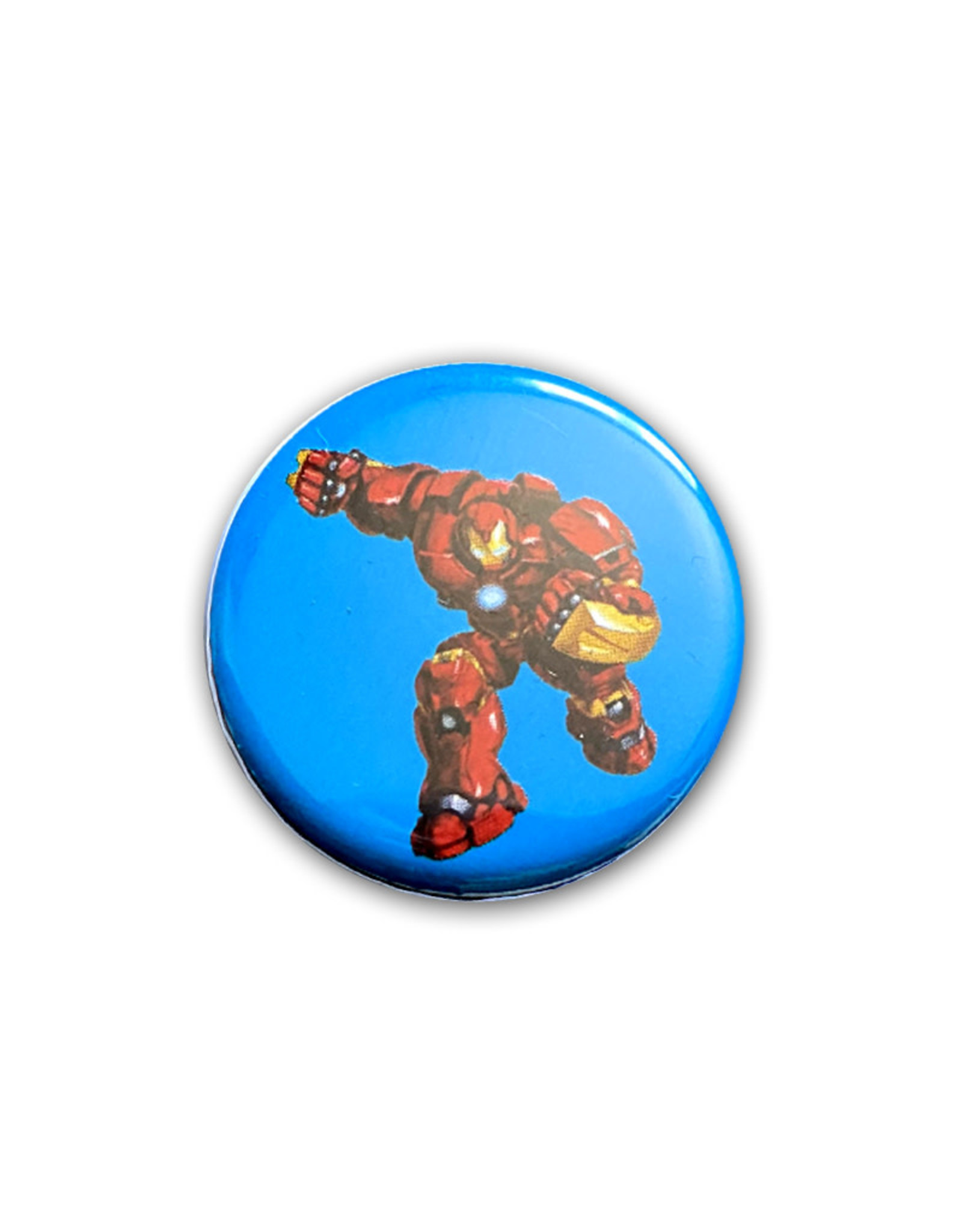 Marvel Marvel ( Button ) Hulkbuster Attack