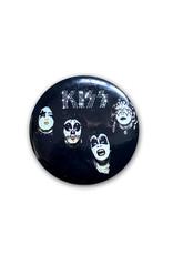Kiss ( Button ) Rock Band