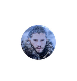 Game of thrones Game of Thrones ( Mini Button ) John Snow