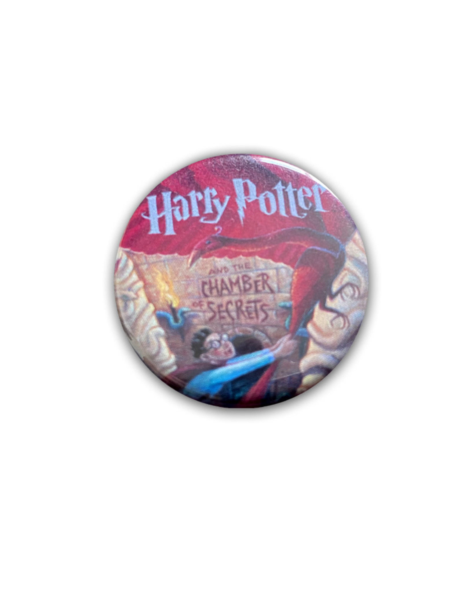 Harry Potter Harry Potter ( Button ) Harry Potter and the Chamber of Secrets