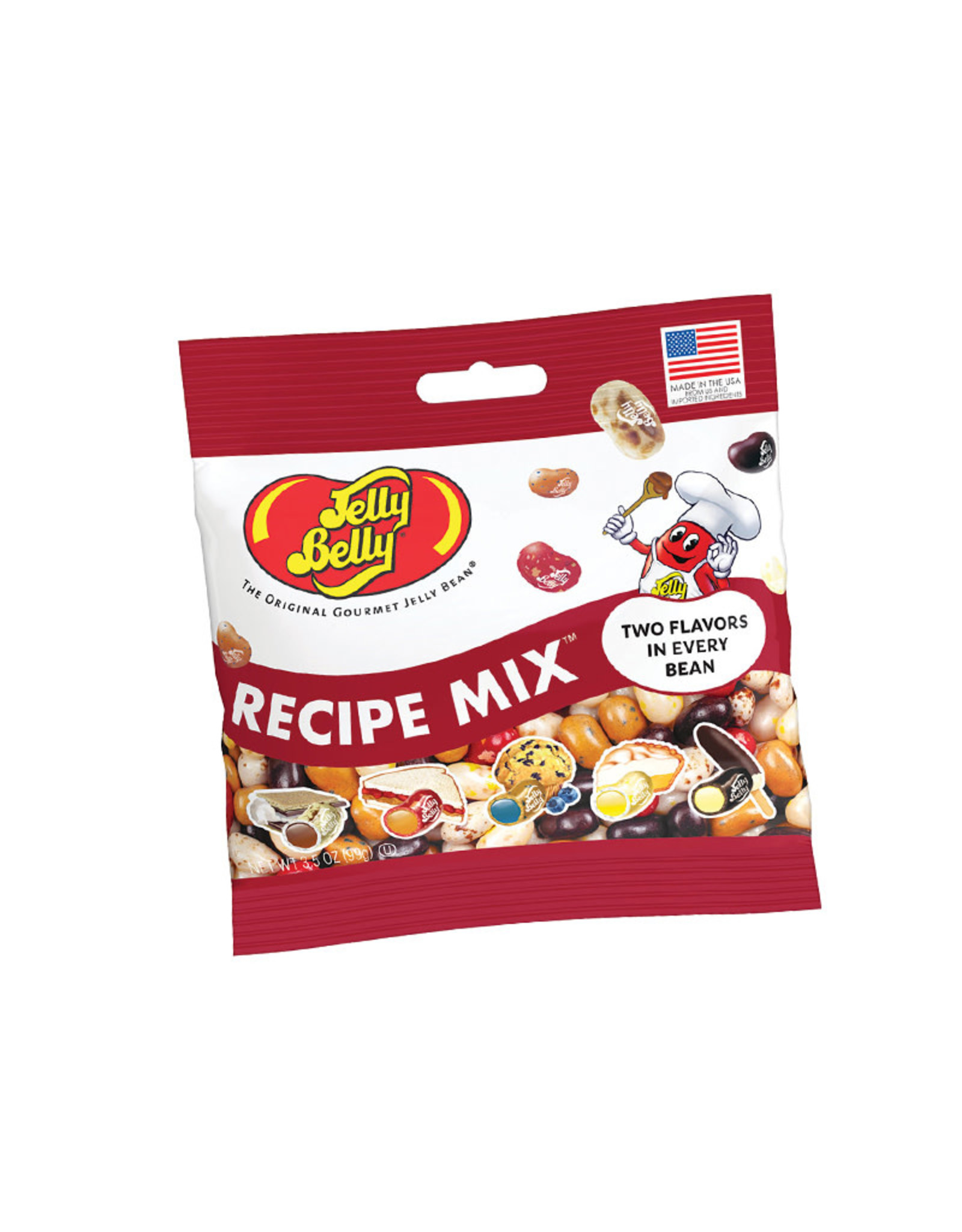 Jelly Belly ( 99g. ) Recipe Mix