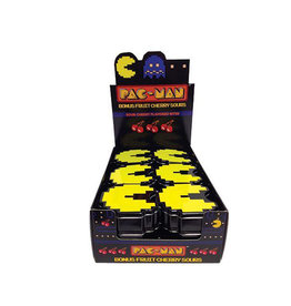 Pac-Man ( Bonbons Cerises Sûres )