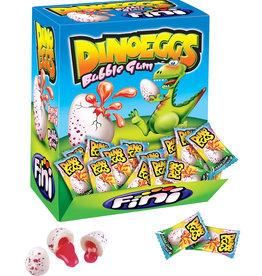 Dino Eggs ( 8 Bubble Gums ) Juicy