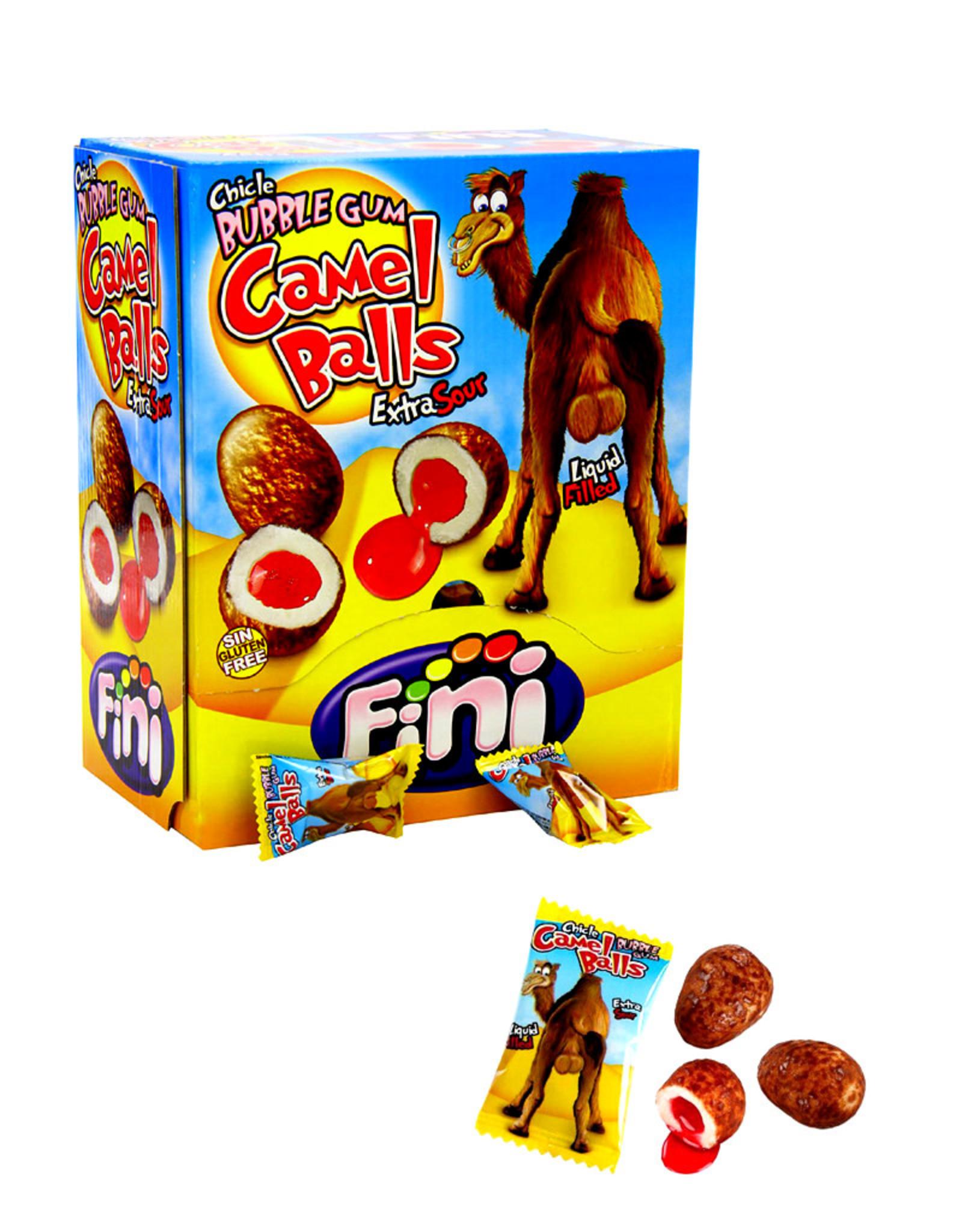 Camel Balls  ( 8 Gums ) Extra Sour
