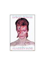 David Bowie  ( Tin signs 8.5cm x 11.5cm)