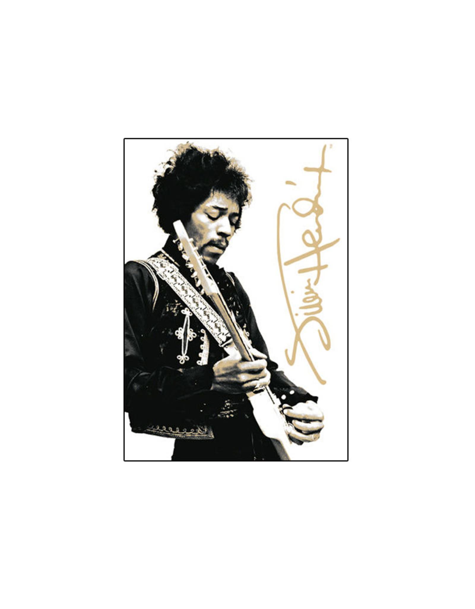 Elvis Jimy Hendrix ( Tin signs 8.5cm x 11.5cm )