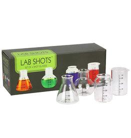 Labs Shot Glass