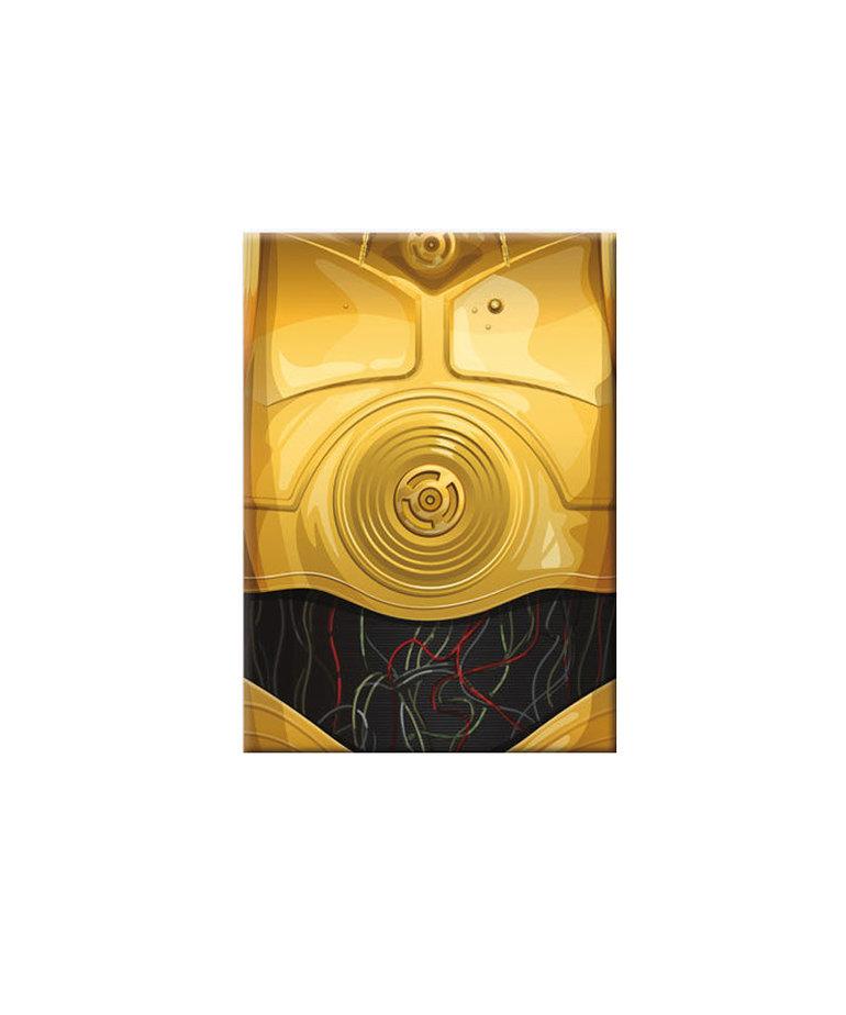 Star Wars Star Wars ( Magnet ) C3-Po