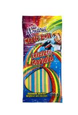 Rainbow Licorice ( Mondoux ) 100g.