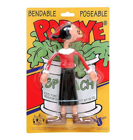 Popeye ( Bendable ) Olive